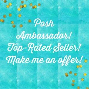 Other - Posh Ambassador & Top Rated Seller!! ⭐️⭐️⭐️